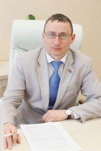 Директор ОАО «ДЭМЗ» Курганович Дмитрий Михайлович